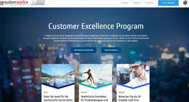 Dassault Systemes - Customer Excellence Program