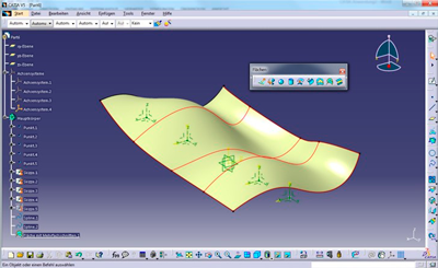 CATIA V 5 Shape Design and Styling